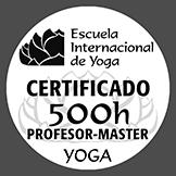 Master de Yoga 500h