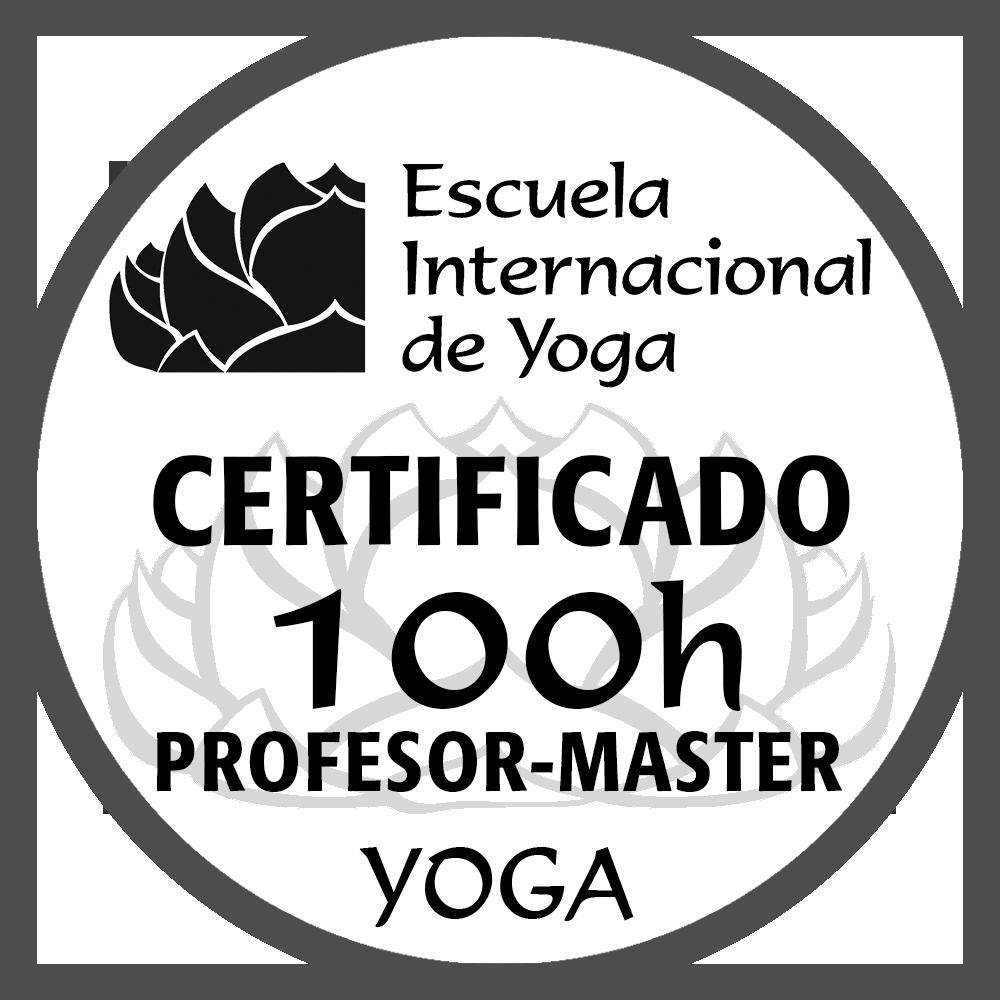 Master de Yoga<br>100h