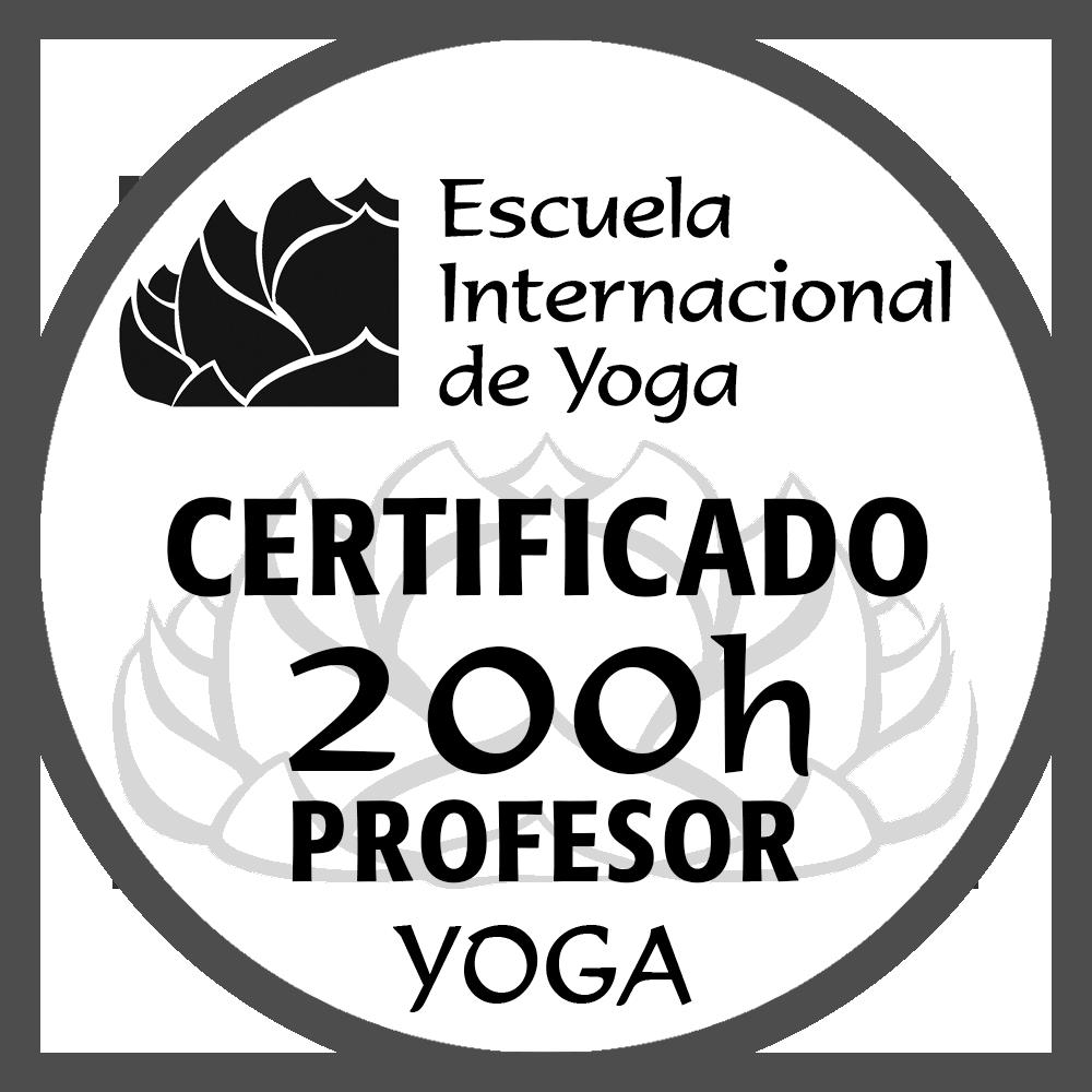 Profesores de Yoga<br>200h